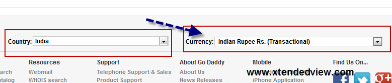 make curreny as INR