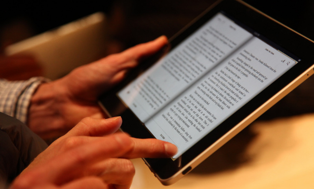 read ebooks from ipad