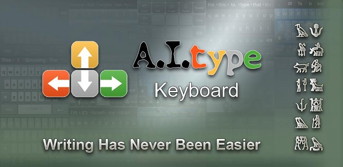 A.I Type Keyboard