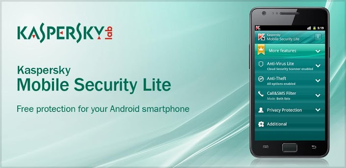 Antivirus pour portable android
