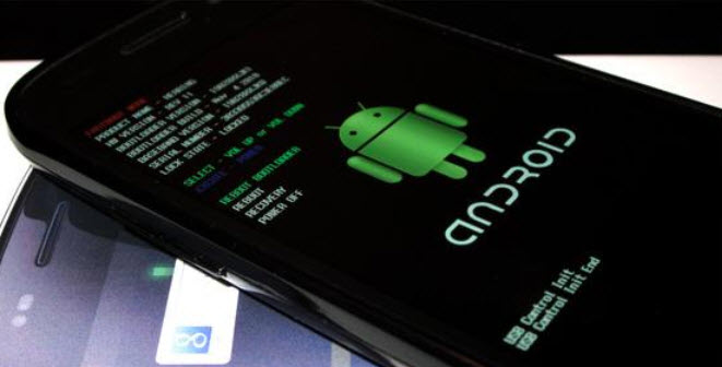 how to reset android