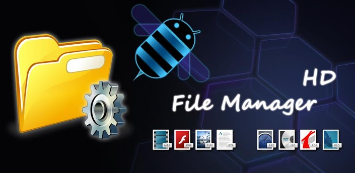 File Manager HD for Tablet