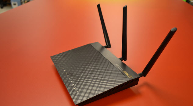 secure your wifi router