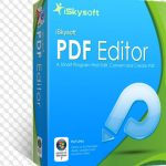 Edit your PDF files easily with iSkysoft PDF Editor
