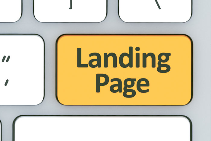 landing page building tools
