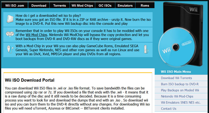 Wii ISO