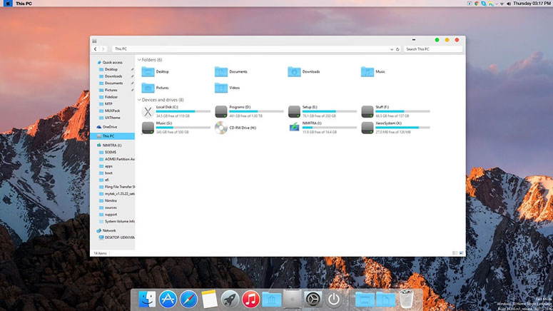 macOS Transformation Pack 5.0