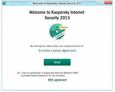 kaspersky tech preview and 2013 version for windows 8